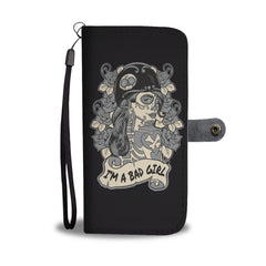Bad Girl Wallet Case