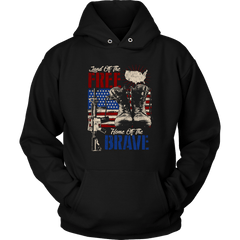Home of The Brave - Red Rocket Brand