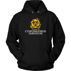 Covid Survivor - Red Rocket Brand