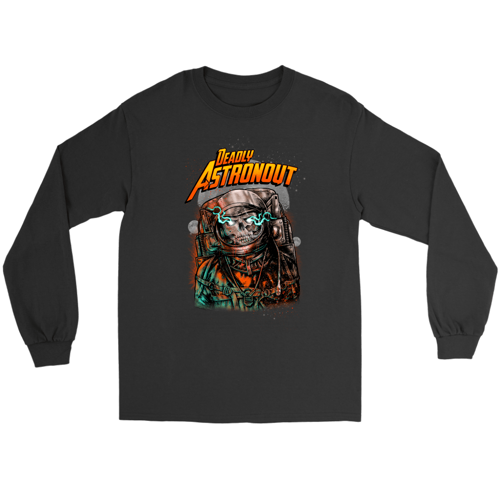 Deadly Astronaut - Red Rocket Brand