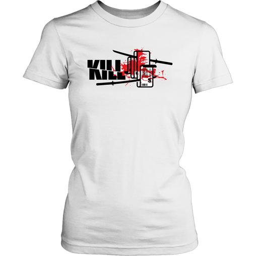 Kill Bill Inspired Shirt