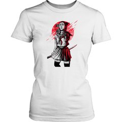 Samurai School Girl - Red Rocket Brand