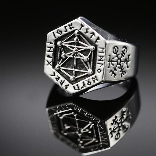 Viking Rune Ring