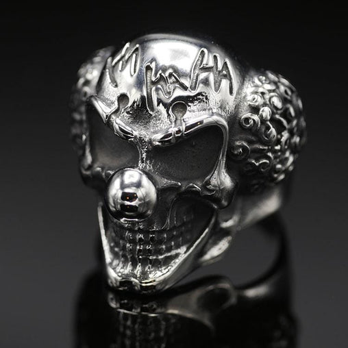 Joker Steel Ring