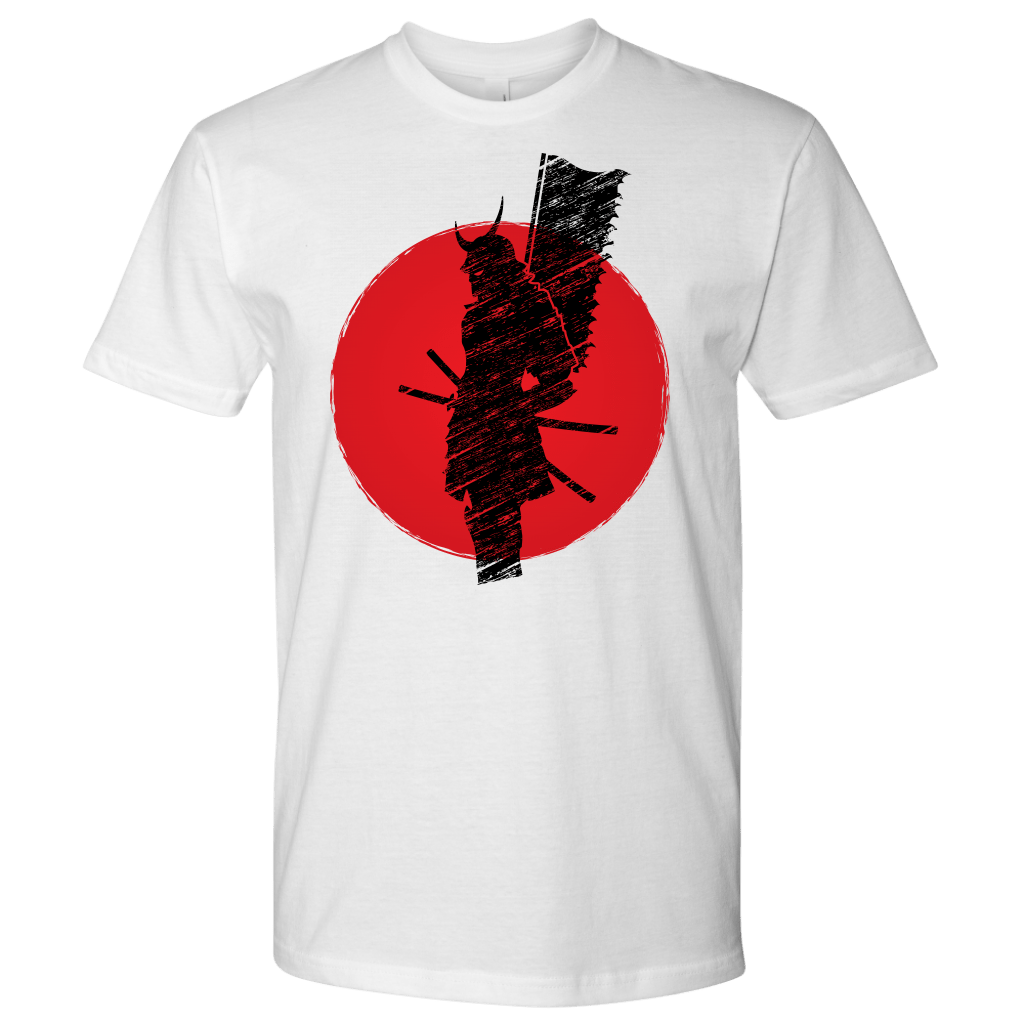 Samurai Sunrise - Red Rocket Brand