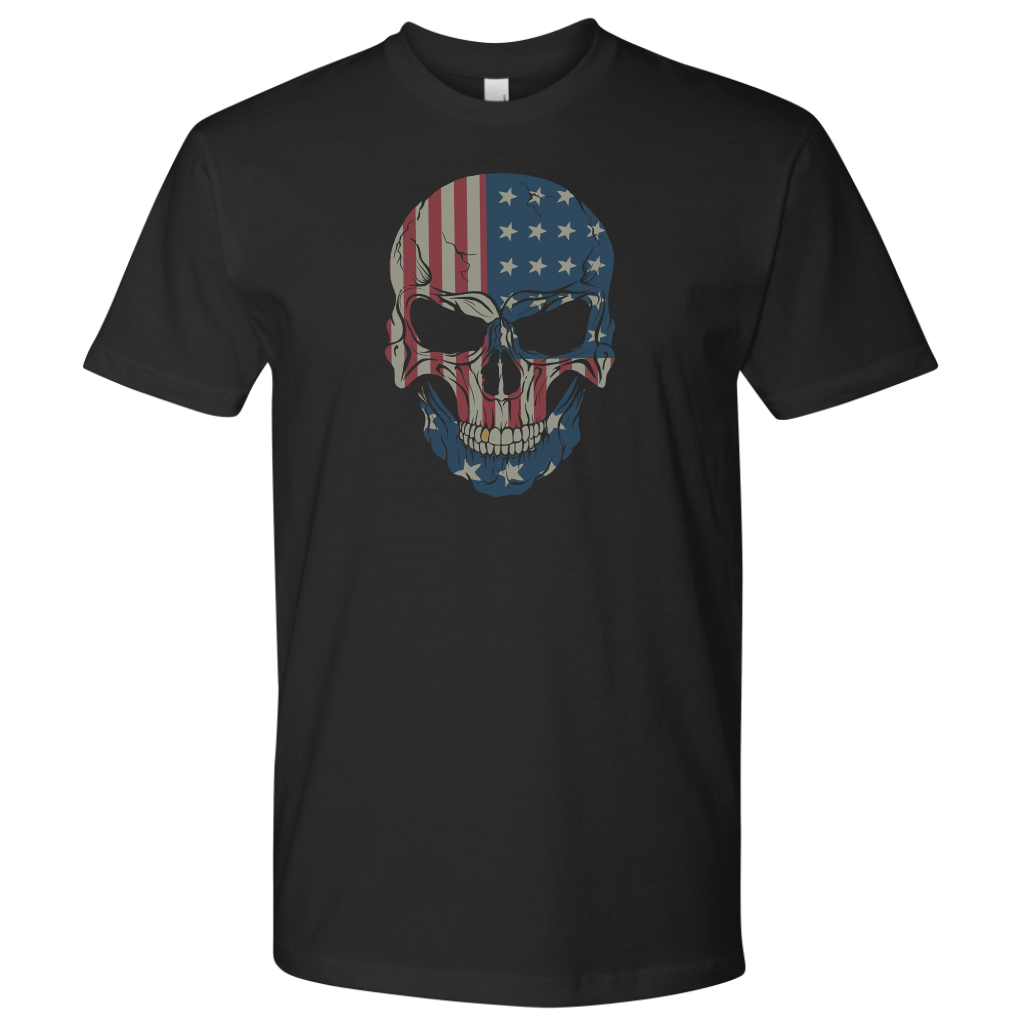 Skull Flag - Red Rocket Brand