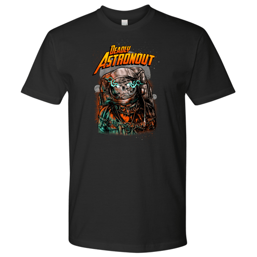 Deadly Skull Astronaut Shirt