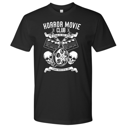 Horror Movie Club Shirt