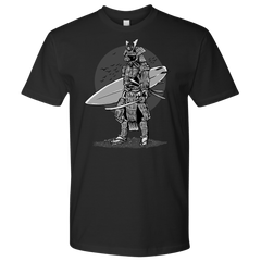 Surfer Samurai Shirt