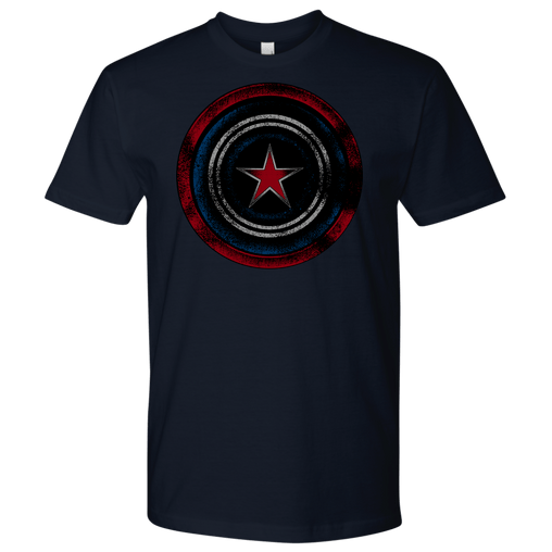 Captain America Inspired Shirt