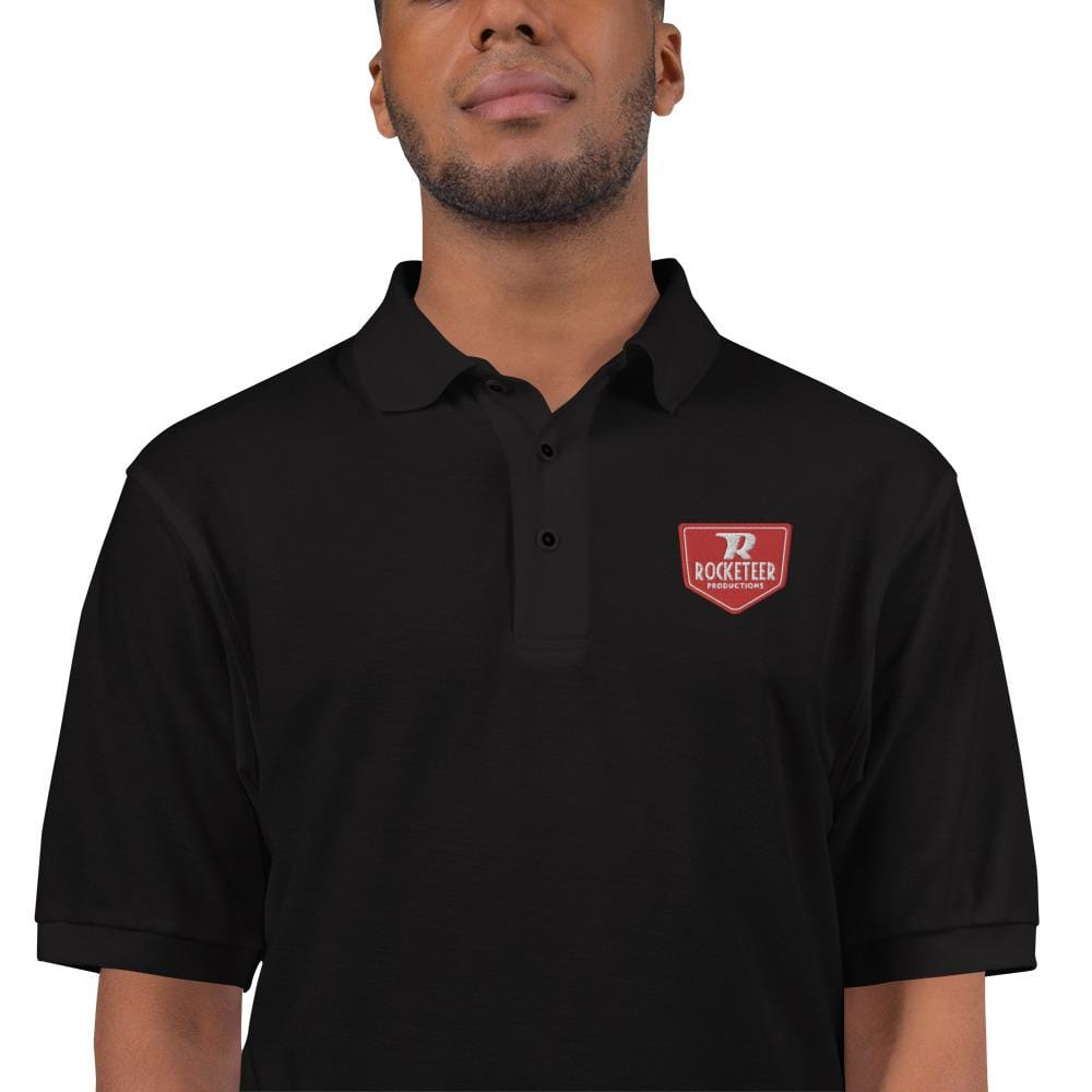 RP Men's Polo - Red Rocket Brand
