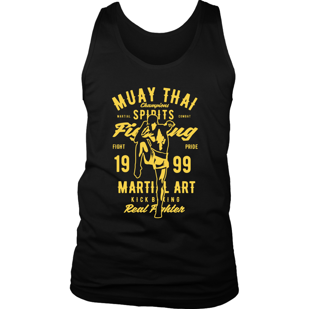 Muay Thai - Red Rocket Brand