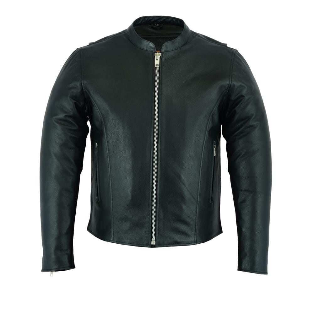 Men's Classic Scooter Jacket - Red Rocket Brand