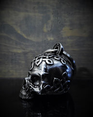 Celtic Skull Bell - Red Rocket Brand
