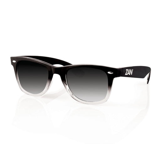 Winna Sunglass, Black Gradient, Smoked Lens