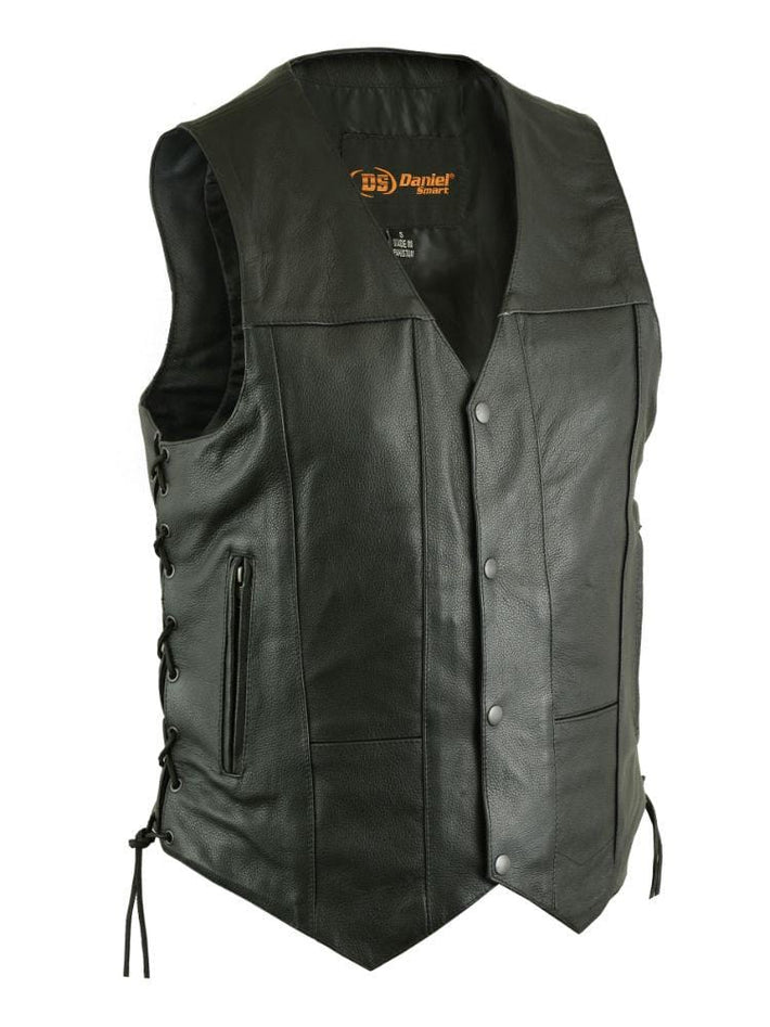 Men's Ten Pocket Utility Vest - Red Rocket Brand