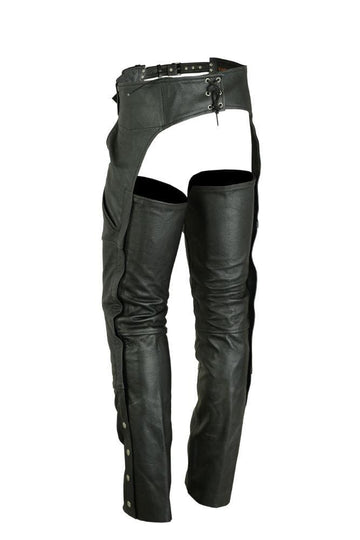 Unisex Deep Pocket Thermal Lined Chaps - Red Rocket Brand