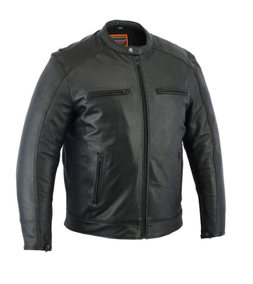 Men's Cruiser Jacket - Red Rocket Brand