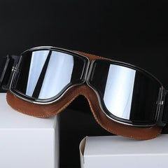 Vintage Goggles - Red Rocket Brand