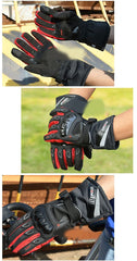 MC Waterproof Touch Screen Gloves - Red Rocket Brand