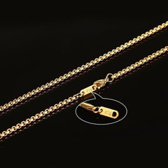 Golden Link Chain - Red Rocket Brand
