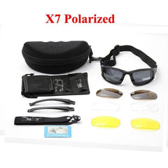 X7 Sunglasses - Red Rocket Brand