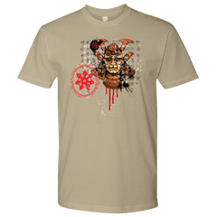 Samurai Mask Bloody - Red Rocket Brand