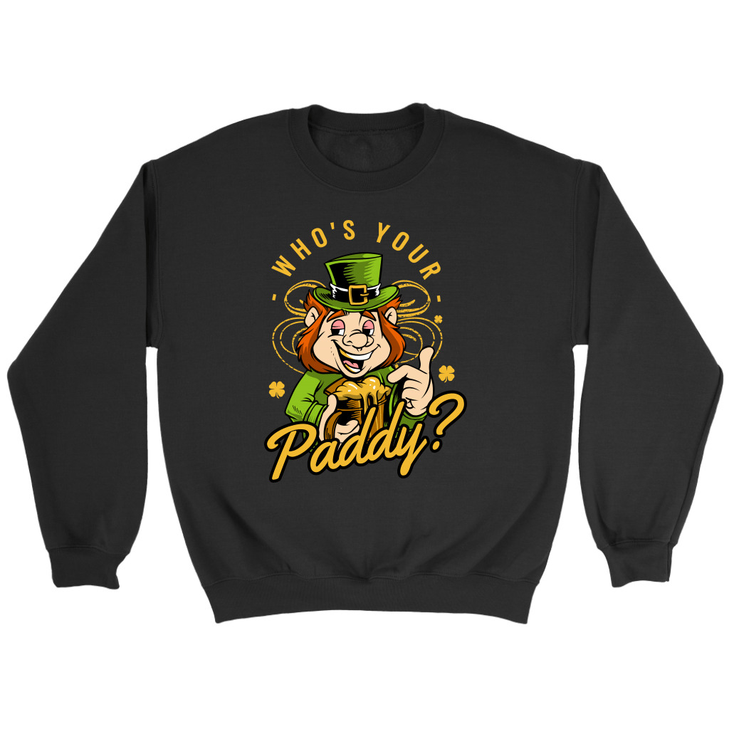 Who's Your Paddy? - Red Rocket Brand