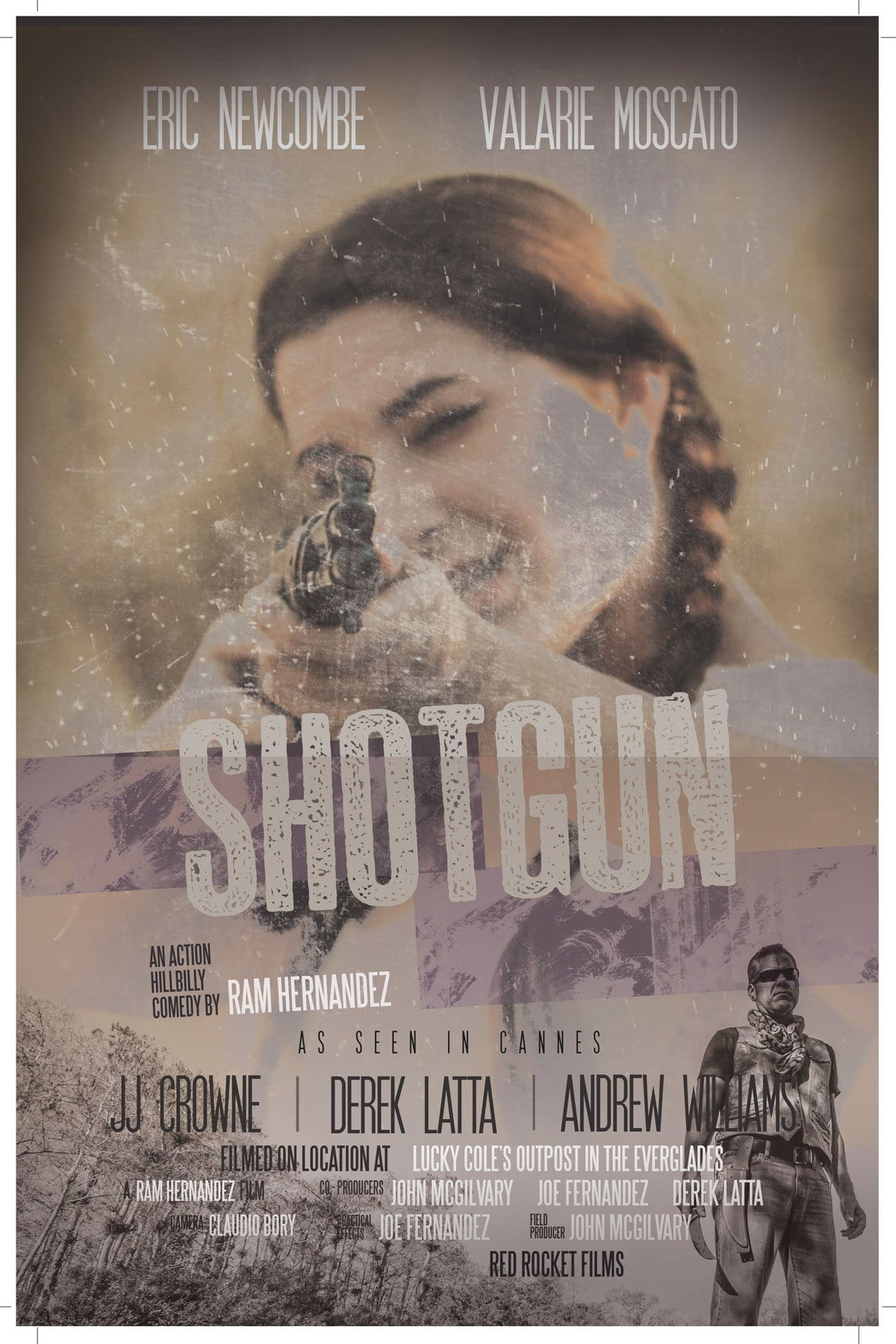SHOTGUN 🎬 - Red Rocket Brand