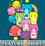 "Care Bears: ""Gummy Bears"""
