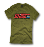 G.I. Joe: The Red logo