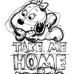 "Peanuts: ""Take me Home*"