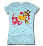 Paul Frank: I Love Nerds