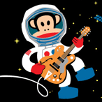 Paul Frank: Rockin' in Space