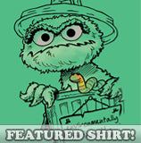 Oscar the Grouch: Environmentally Friendly