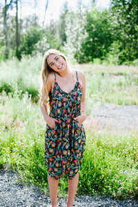 Perfect Flowery Jumpsuit