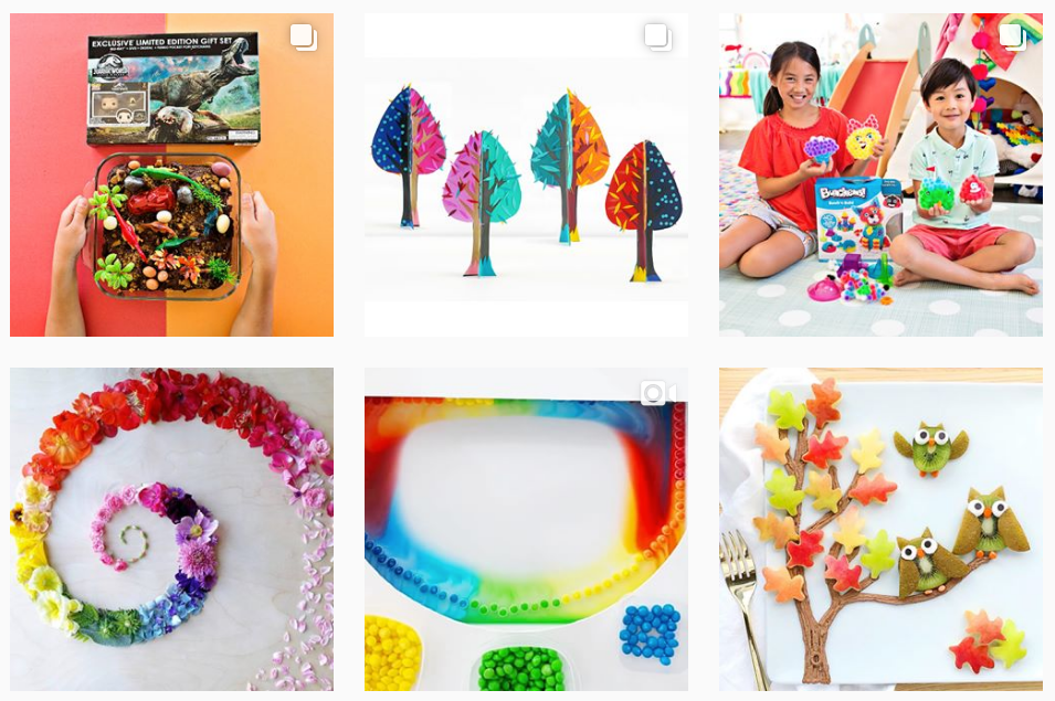 Hello wonderful top instagram account for DIY and stem girls