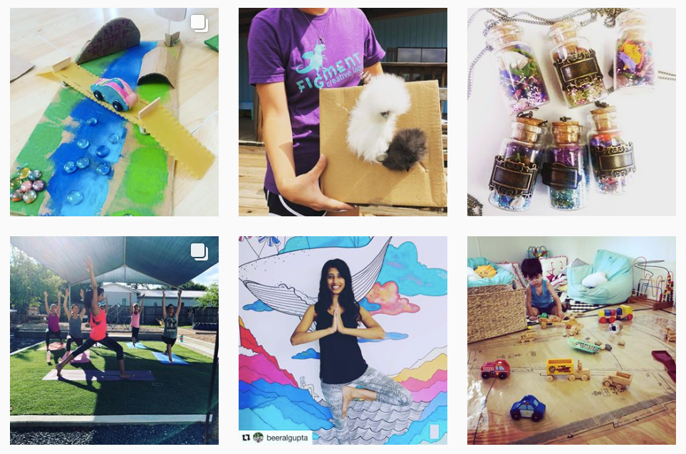 figment creative top instagram account for DIY crafting