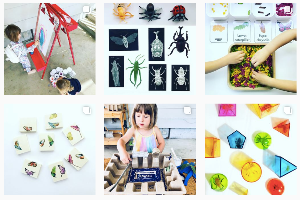 tiny nerds a top instagram account for empowering girls in STEM and DIY crafting