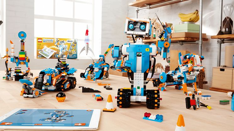 Boost Creative Toolkit all creations robots and builds for kids