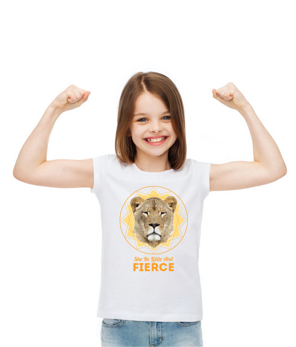 Fierce Little Lioness Tee