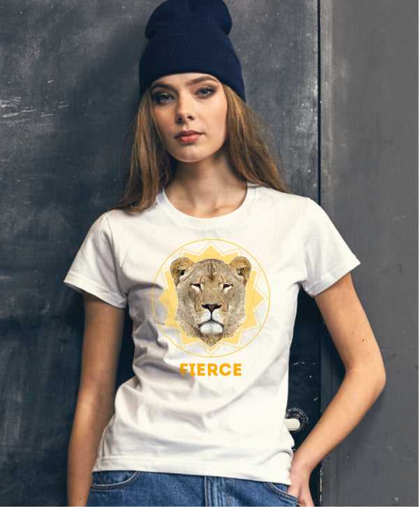 So Very Fierce - Classic Tee For Ladies