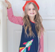 Rocket Ship Launching Tunic (2T-7Y)