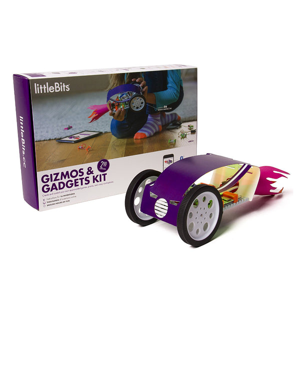 LittleBits Gizmos & Gadgets Kit -2nd Gen