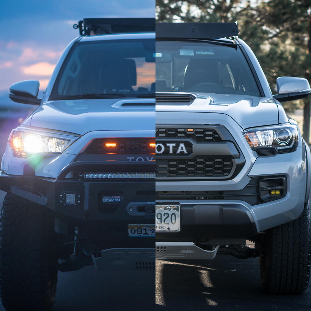 5th gen 4runner 3rd gen tacoma