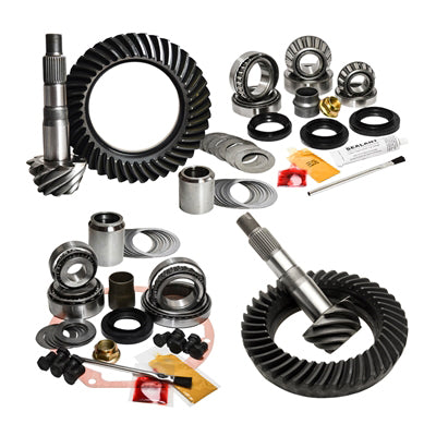 Gear Package w/ Factory E-Locker - 2005-2015 Toyota Tacoma