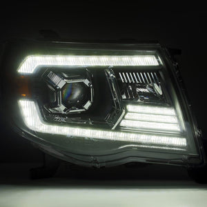 AlphaRex LUXX-Series Projector Headlights - 2005-2011 Toyota Tacoma