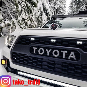 Grille Lights for 2016-2019 Tacoma TRD Pro Grille