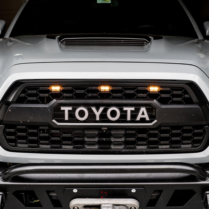 Grille Lights Kit - 2016-2019 Toyota Tacoma