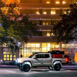 Rock Light Kit - 2016-2020 Toyota Tacoma